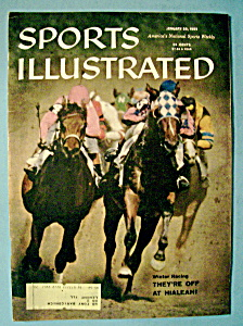 Sports Illustrated - January 26, 1959 - Winter Racing (Image1)