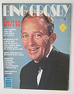 Bing Crosby 1977 A Pictorial Tribute