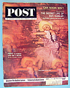 Saturday Evening Post Magazine - March 7, 1964 (Image1)