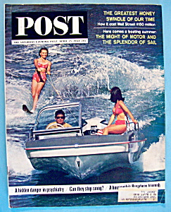 Saturday Evening Post Magazine - April 25, 1964 (Image1)