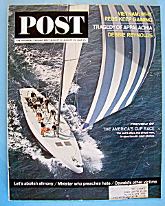 Saturday Evening Post Magazine August 22-29, 1964 (Image1)