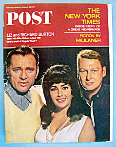 Saturday Evening Post Magazine October 9, 1965