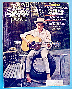Saturday Evening Post Magazine - November 2, 1968