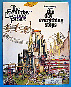Saturday Evening Post Magazine - December 14, 1968