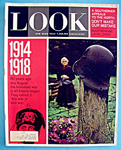 Look Magazine August 11, 1964 (Image1)