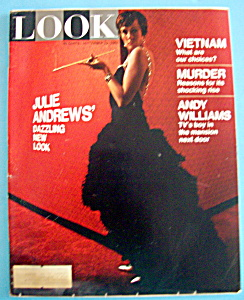 Look Magazine September 19, 1967 Julie Andrews