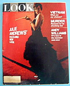 Look Magazine September 19, 1967 Julie Andrews (Image1)