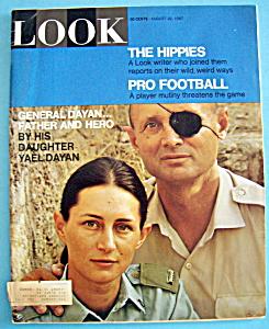 Look Magazine August 22, 1967 General Dayan (Image1)