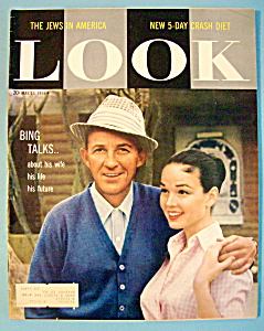 Look Magazine - May 13, 1958 - Bing Crosby (Image1)