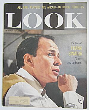 Look Magazine May 14, 1957 Frank Sinatra (Image1)