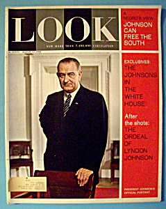 Look Magazine - March 10, 1964 - President Johnson (Image1)
