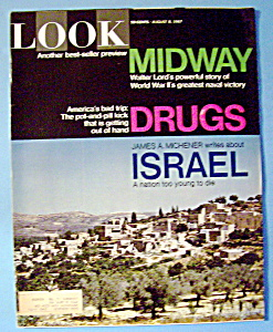 Look Magazine August 8, 1967 Israel