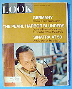 Look Magazine - December 14, 1965 - Frank Sinatra (Image1)
