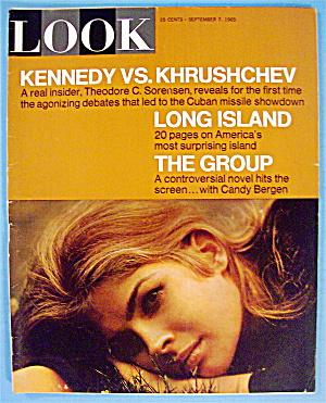 Look Magazine-September 7, 1965-Candice Bergen (Image1)
