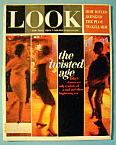 Look Magazine - December 15, 1964 - Twisted Age (Image1)