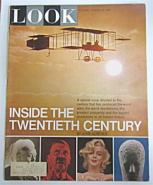 Look Magazine January 12, 1965 20th Century (Image1)