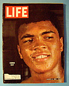 Life Magazine - March 6, 1964 - Cassius Clay (Image1)