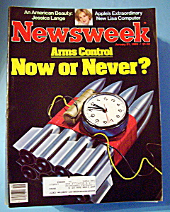 Newsweek Magazine - January 31, 1983 - Arms Control