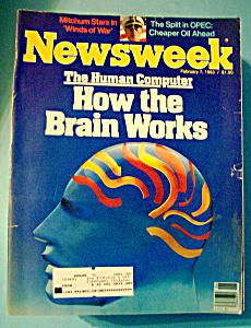 Newsweek Magazine-February 7, 1983-Human Computer (Image1)