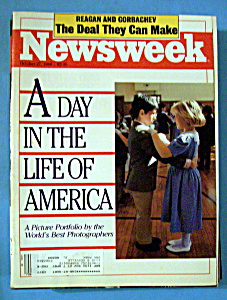 Newsweek Magazine - October 27, 1986