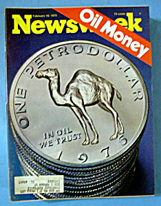 Newsweek Magazine-February 10, 1975-Oil Money (Image1)