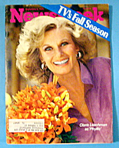 Newsweek Magazine - September 8, 1975 - Cloris Leachman