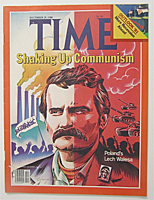 Time Magazine-december 29, 1980-communism