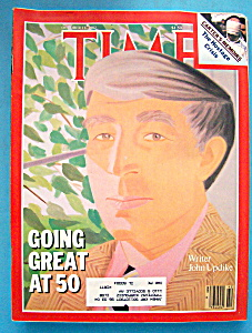 Time Magazine-october 18, 1982-going Great At 50