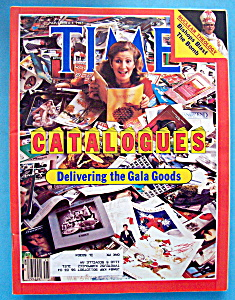 Time Magazine-november 8, 1982-catalogues