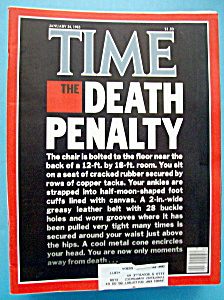Time Magazine-January 24, 1983-Death Penalty (Image1)