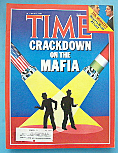Time Magazine-October 15, 1984-Mafia (Image1)