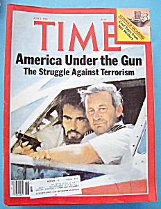 Time Magazine - July 1, 1985 - Terrorism