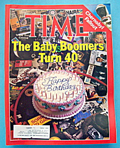 Time Magazine - May 19, 1986 - Baby Boomers
