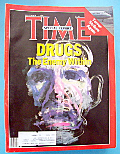 Time Magazine - September 15, 1986 - Drugs