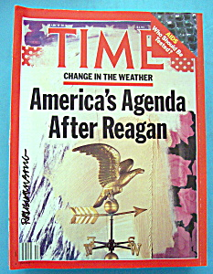 Time Magazine - March 30, 1987 - Agenda After Reagan