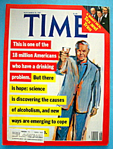 Time Magazine - November 30, 1987 - Alcoholism