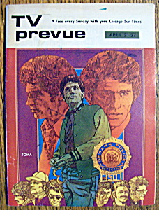Tv Prevue - April 21-27, 1974 - Toma