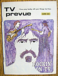 Tv Prevue - June 2-8, 1974 - Rockin' On Tv