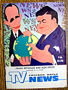 Tv News - February 22-29, 1964 - F. Reynolds/a. Dreier