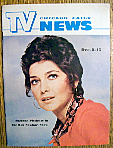 Tv News - December 8-15, 1973 - Suzanne Pleshette