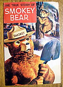 Smokey The Bear Comic - November 1987 (Image1)