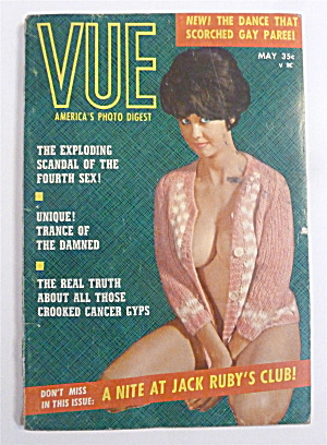 Vue Magazine - May 1964 - Kathy Porter