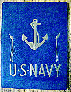 1945 U. S. Navy Yearbook - Our Navy In Action
