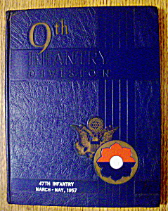1957 47th Infantry 9th Infantry Division Yearbook (Image1)