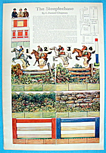 The Steeplechase Paper Doll - 1914