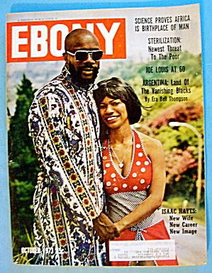 Ebony Magazine-October 1973-Isaac Hayes (Image1)