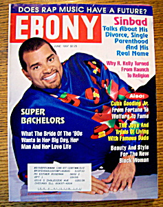 Ebony Magazine - June 1997 - Sinbad