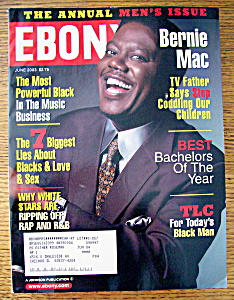 Ebony Magazine-june 2003-bernie Mac