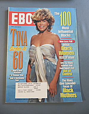 Ebony Magazine - May 2000 - Tina Turner