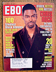 Ebony Magazine - October 1999 - Chris Rock